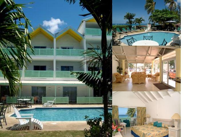 Sunswept Beach Hotel photo collage