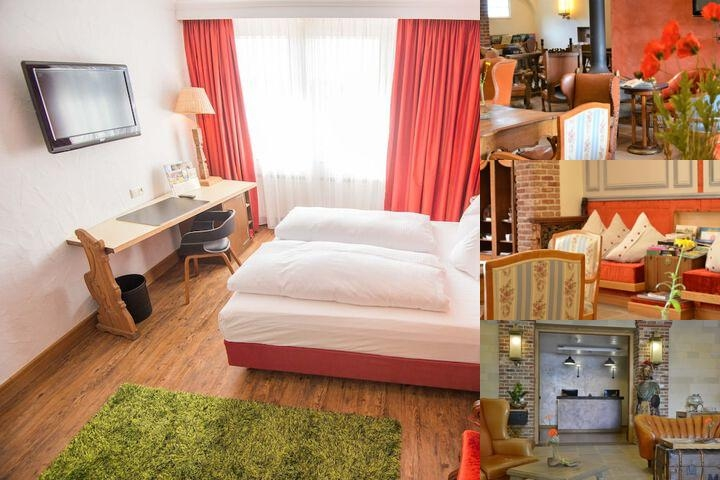 Ringhotel Alpenhof Augsburg photo collage