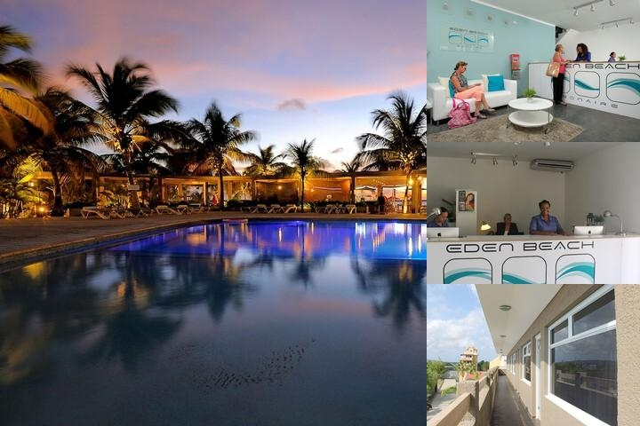 Eden Beach Resort photo collage