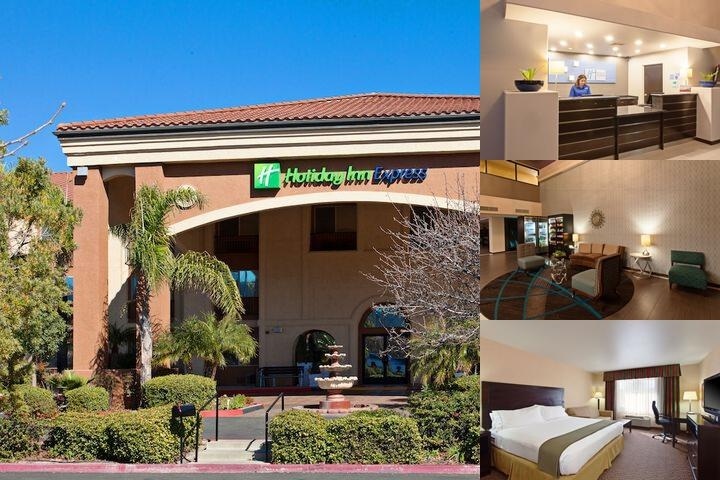 Holiday Inn Express Temecula photo collage