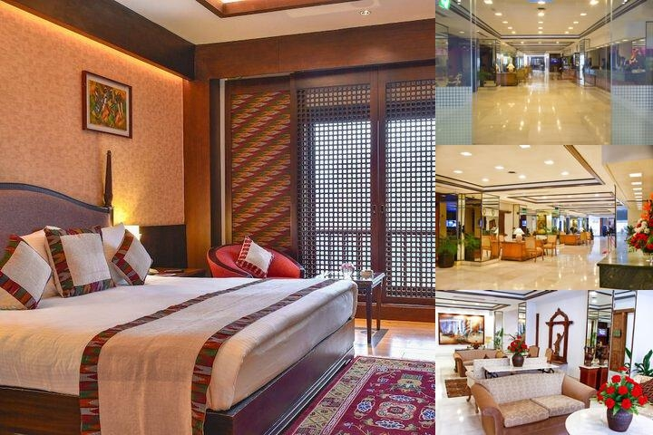 Crowne Plaza Hotel Kathmandu Soaltee photo collage