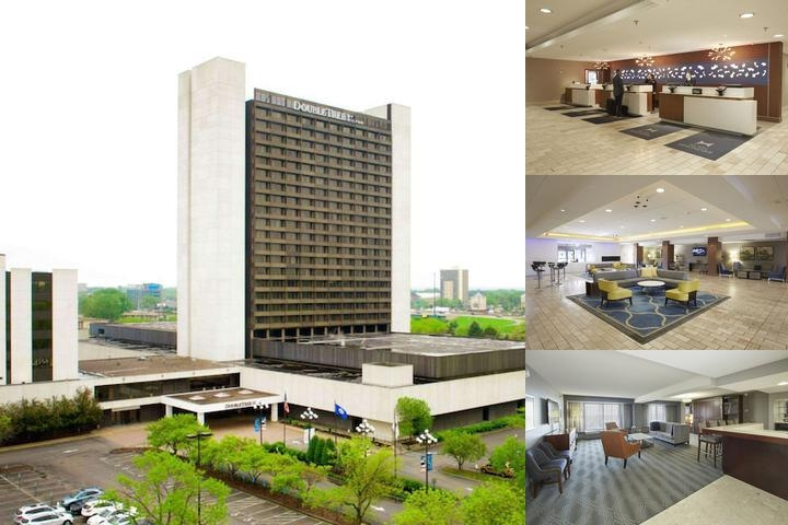 Doubletree by Hilton Bloomington – Minneapolis S. photo collage
