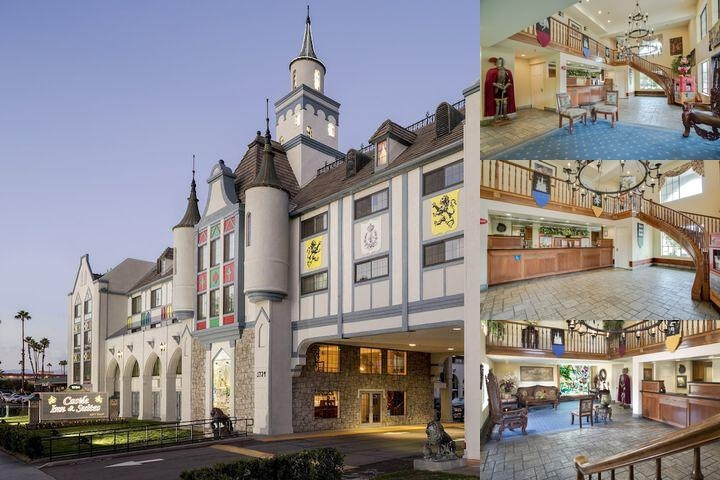 Castle Inn and Suites photo collage