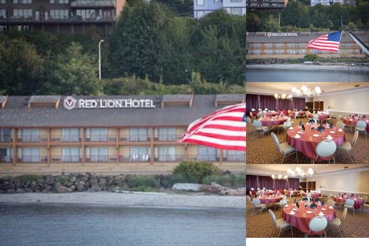Red Lion Hotel Port Angeles photo collage