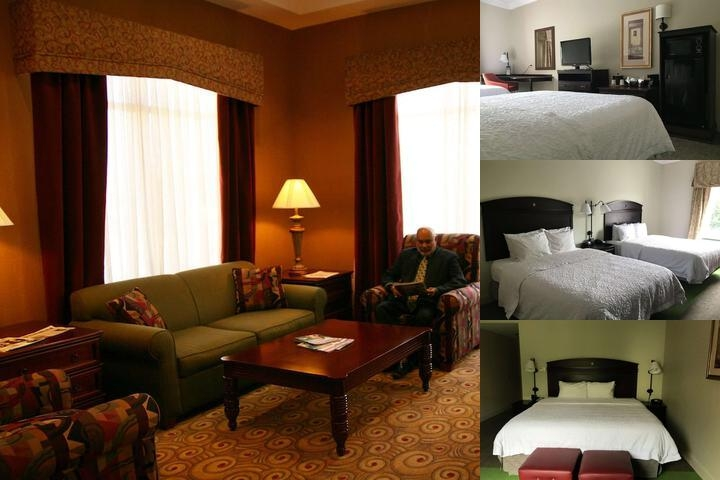 Hampton Inn Vidalia photo collage