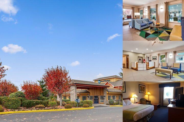 Best Western Sandy Inn Photo Collage