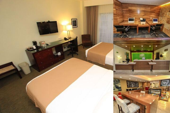 Holiday Inn Leon photo collage
