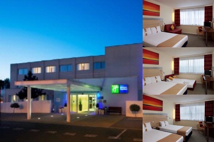 Holiday Inn Express Norwich photo collage