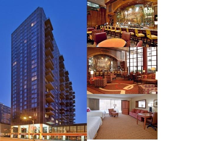 Crowne Plaza St. Louis Downtown photo collage