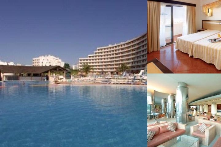 Paraiso De Albufeira Hotel photo collage