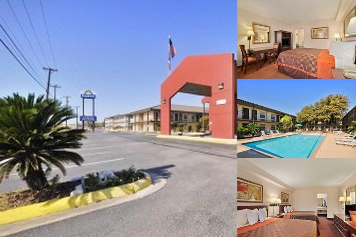 Days Inn / Lackland photo collage