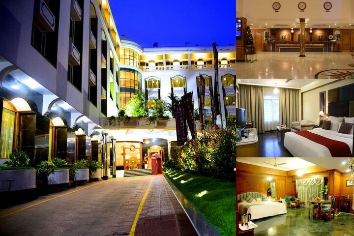 Hotel Sandesh The Prince photo collage