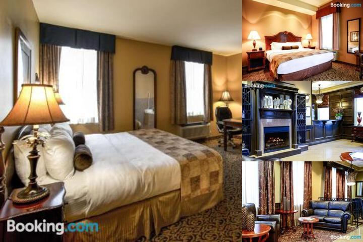 The Parlour Historic Inn & Suites photo collage