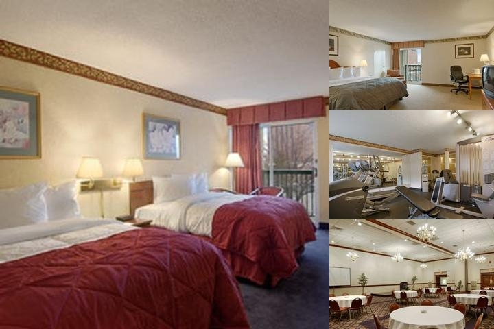 Stl Hotel photo collage