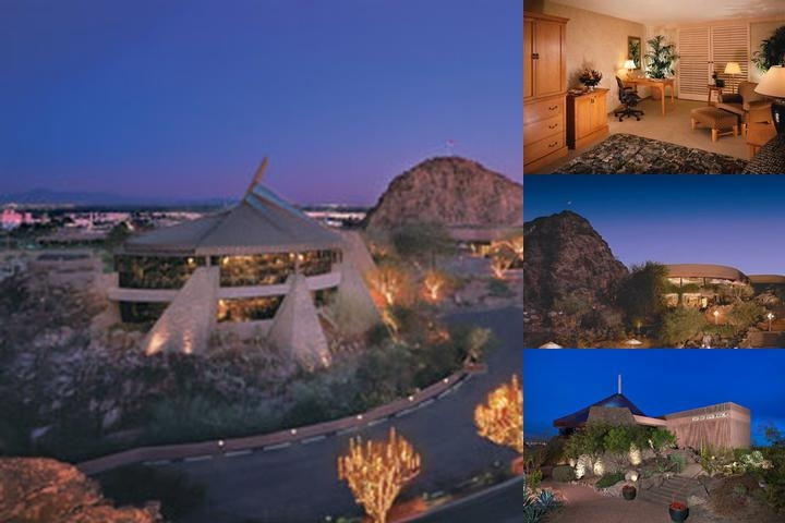 Phoenix Marriott Tempe at the Buttes photo collage