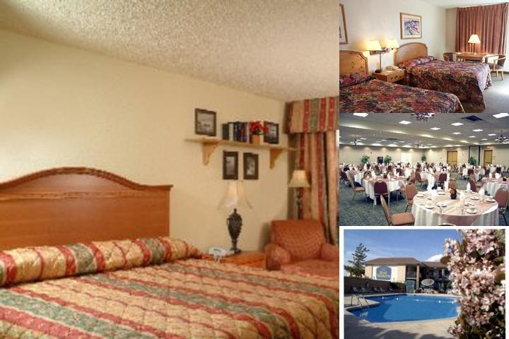Mesilla Valley Days Inn & Suites & Confrence Cen photo collage