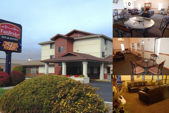 Fairbridge Inn & Suites photo collage