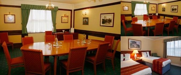 Holiday Inn Ipswich Orwell photo collage