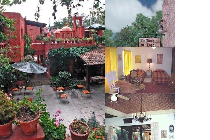 Hotel La Mansion Del Bosque photo collage