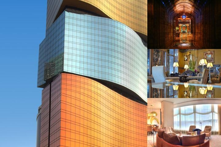 MGM Macau photo collage