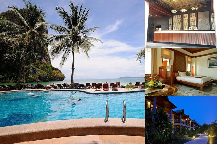 Railay Bay Resort & Spa photo collage