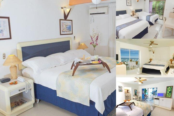 Cocoplum Beach Hotel photo collage
