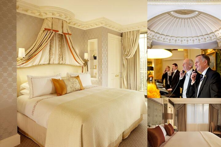 The Dorchester photo collage