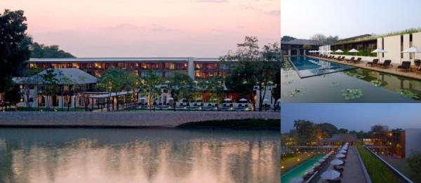 Anantara Chiang Mai Resort & Spa photo collage