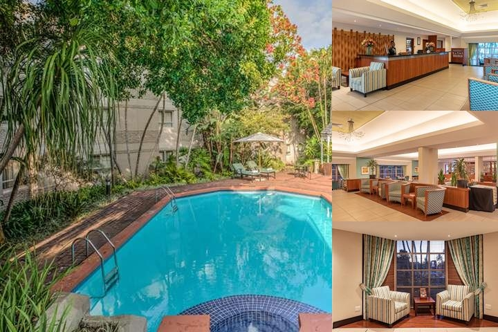 City Lodge Durban photo collage