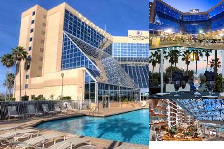 Doubletree by Hilton Hotel Orlando Airport photo collage