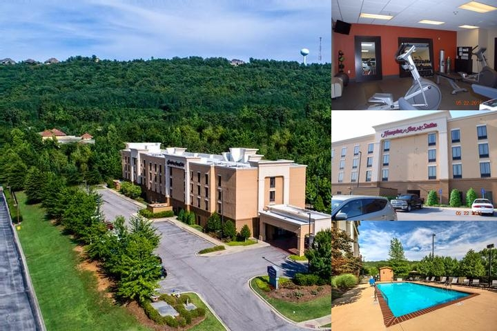 Hampton Inn & Suites Birmingham 280 E photo collage