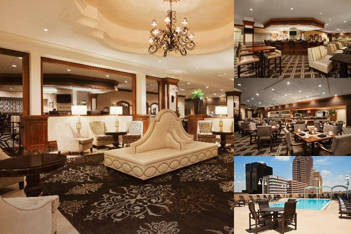 Crowne Plaza San Antonio photo collage