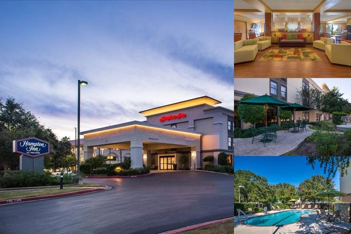 Hampton Inn San Antonio Northwoods photo collage