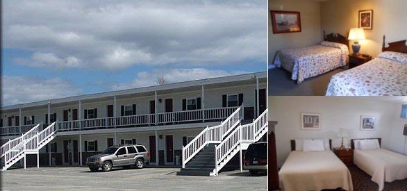 Jasper's Motel photo collage