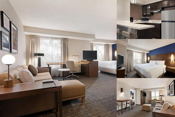 Residence Inn Roseville photo collage
