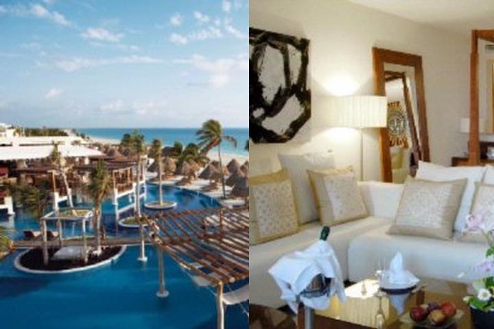 Excellence Playa Mujeres photo collage