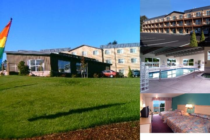 Inn at Wecoma photo collage