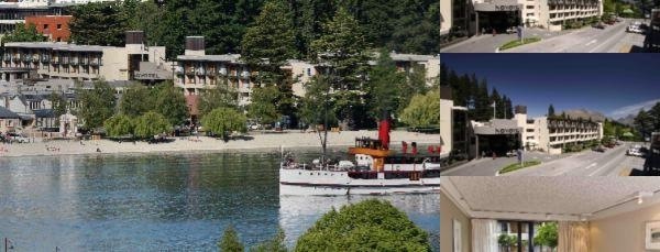 Novotel Queenstown Lakeside photo collage