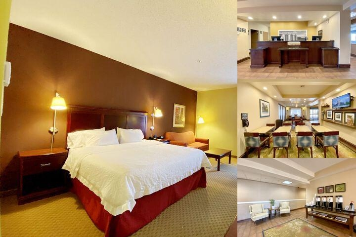 Hampton Inn Photo Collage