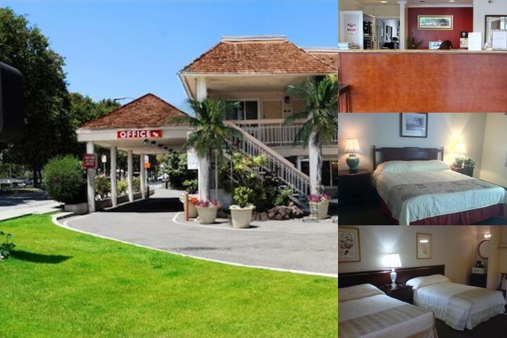 Caravelle Inn & Suites photo collage