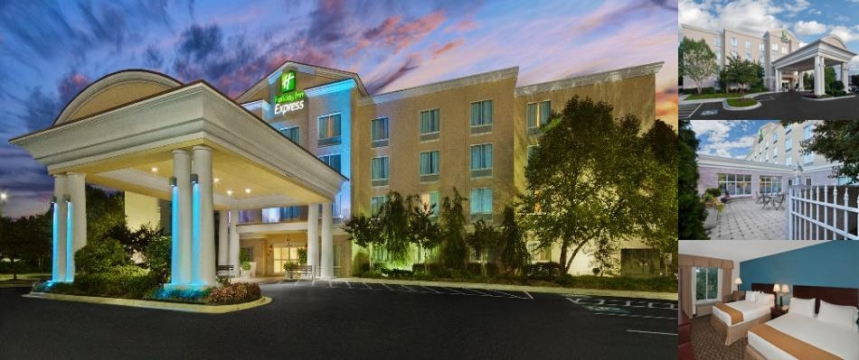 Holiday Inn Express Hotel Suites Concord Kannapolis Nc 2491 Wonder 28083
