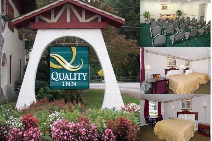 Quality Inn of Alpine Helen photo collage