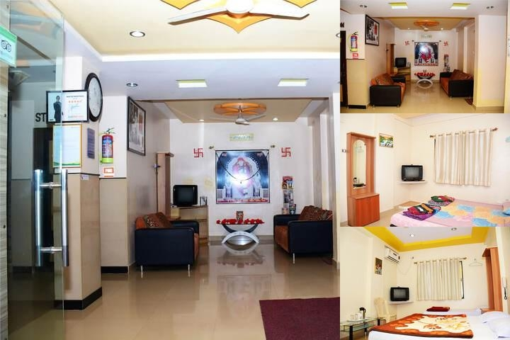 Hotel Sai Snehal photo collage