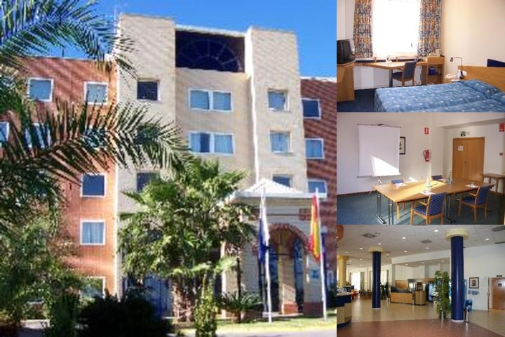 Holiday Inn Express Alicante photo collage