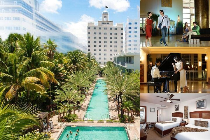 The National Hotel Photo Collage