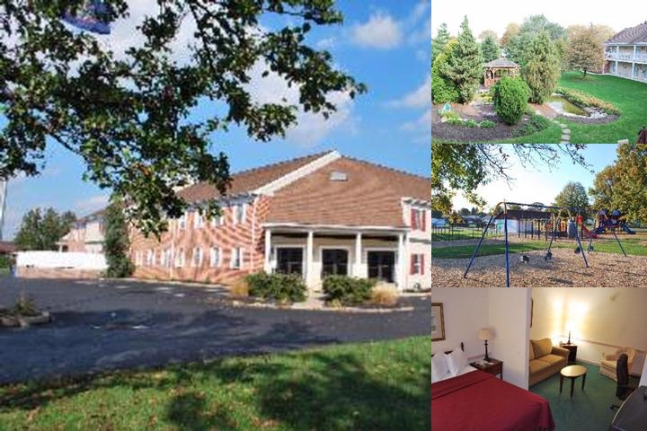 Quality Inn & Suites Lantern Lodge photo collage
