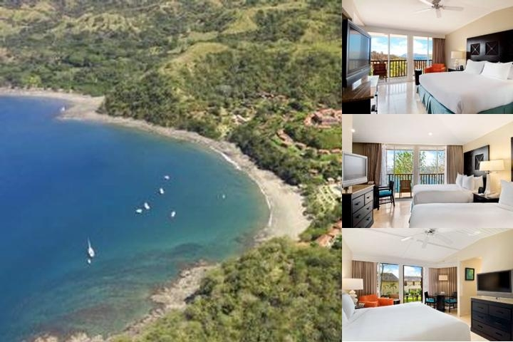 Hilton Papagayo Resort Costa Rica photo collage