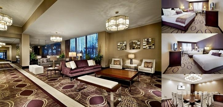 Minneapolis Boulevard Hotel photo collage