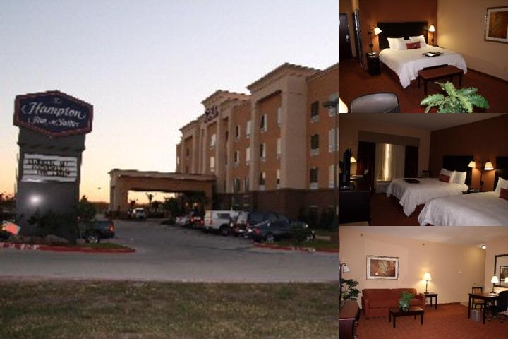 Hampton Inn Corsicana photo collage