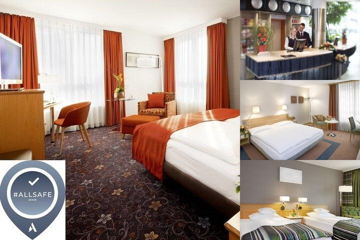 Mövenpick Hotel Nuernberg Airport photo collage